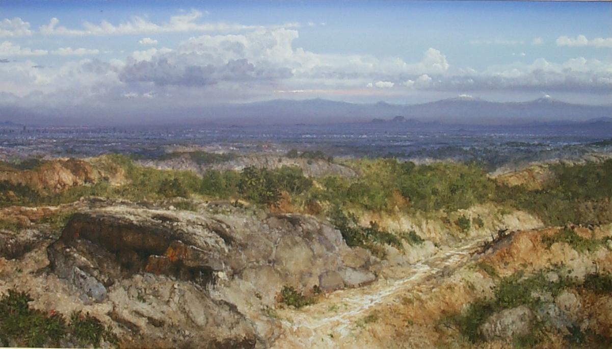 Valle Camino Rocoso