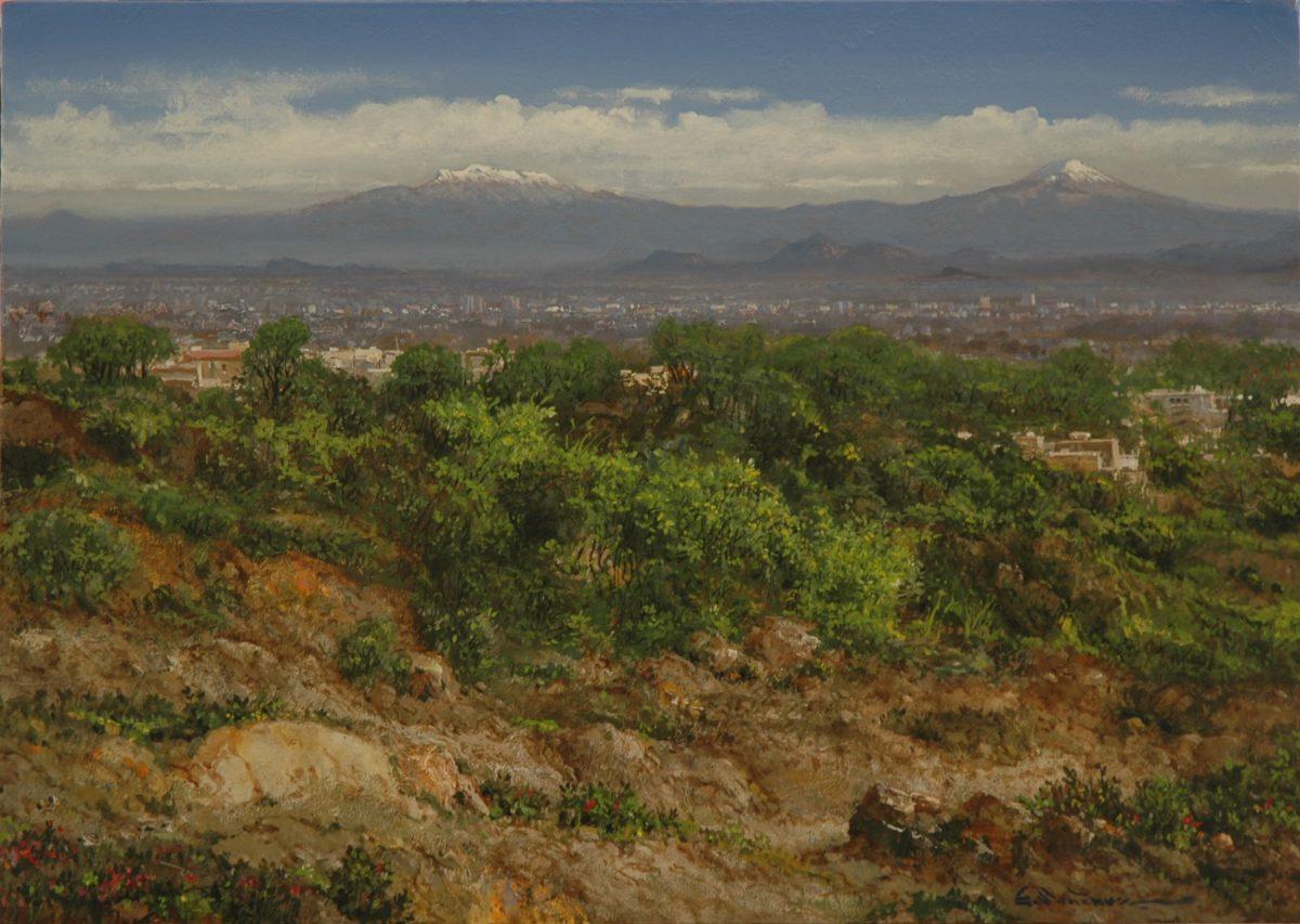 Valle de Mexico Gran Primer Termino